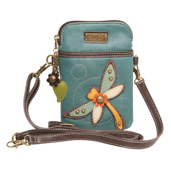 Chala Colorful Critters Three In One Crossbody Bags