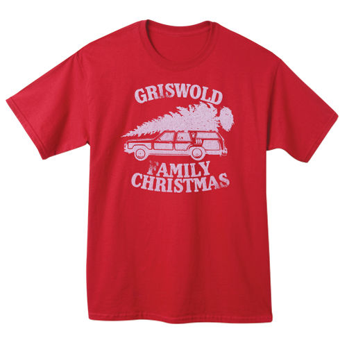 griswold family christmas vacation t shirt