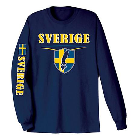 International Pride Long Sleeve T-Shirt - Sverige