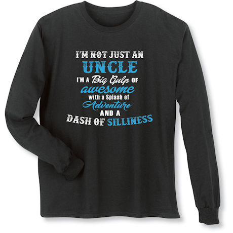 Dash of Uncle Shirts