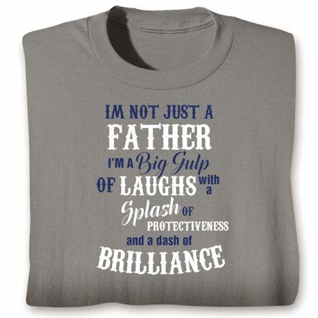 Dash of Father Shirts