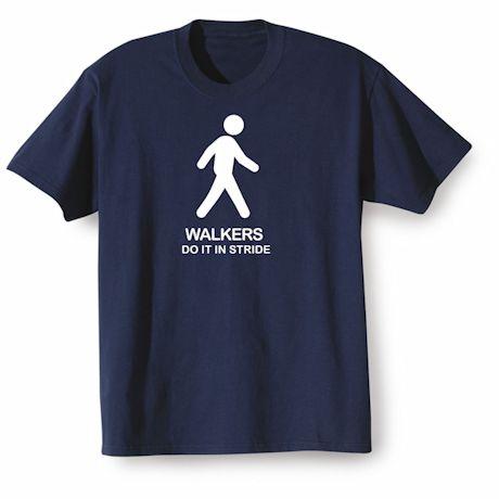 Recreation Walking T-Shirt