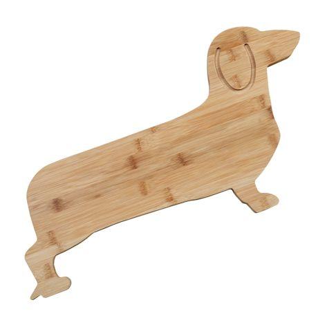 Dachshund Wood Cutting Board
