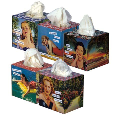Anne Taintor Mini Tissues