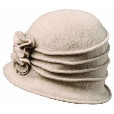 Packable Wool Cloche