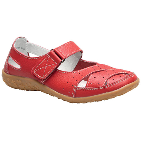 Spring Step Streetwise Cross Strap Walking Shoes