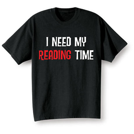 Personalized I Need My Time Shirts