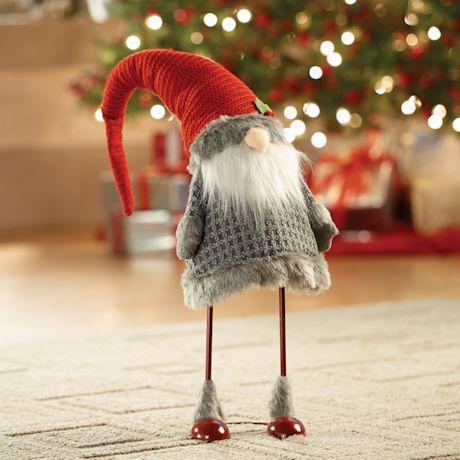 Christmas Gnome Bobblehead Decoration