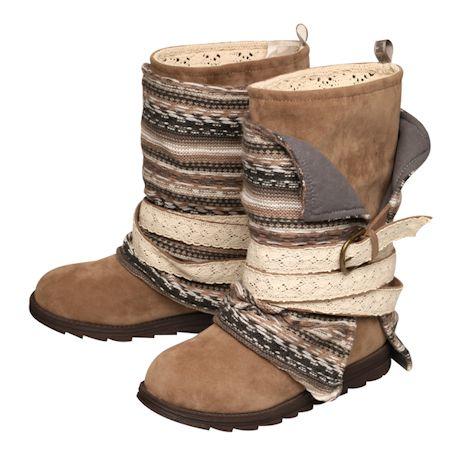 Blanket Boot