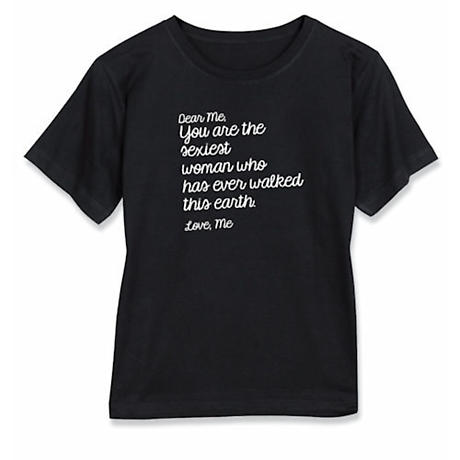 Dear Me, Personalized T-Shirt