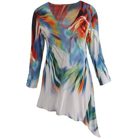 Art Nouveau Tunic Top