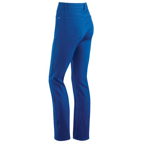 Straight Leg Stretch Support Jean