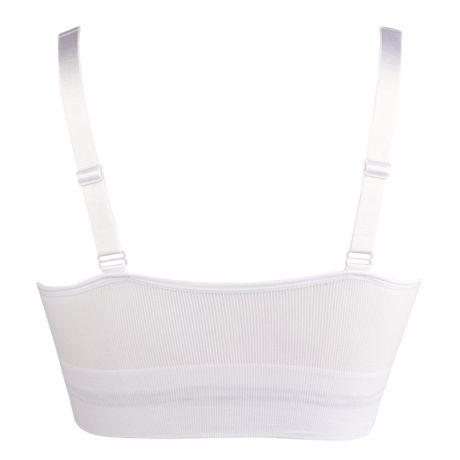 Adjustable Strap Comfort Bra