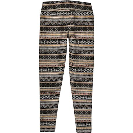 Nordic Printed Leggings