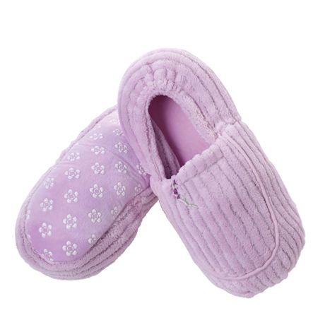 Lavender Scented Heatable Slippers