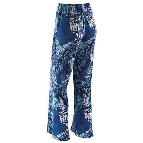 Oceana Blue Traveler Pant