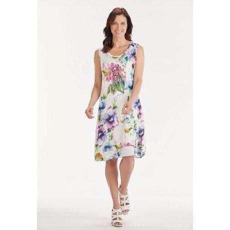 Iris Springtime Dress