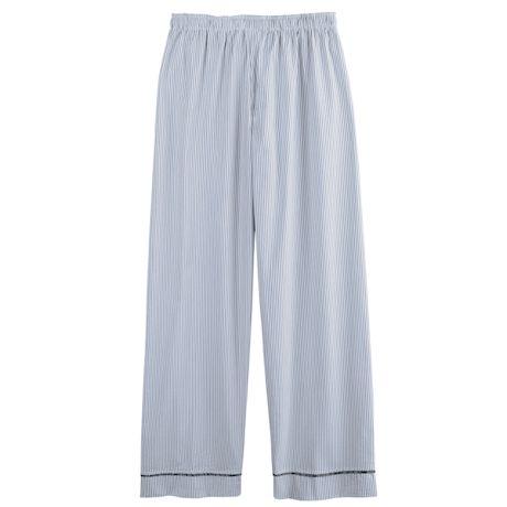 Seersucker Stripe Lounge Pant