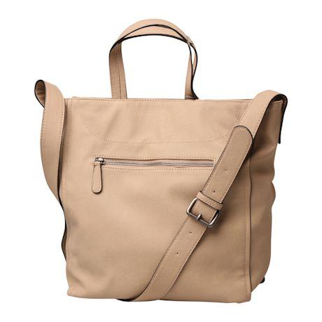 North-South Messenger Bag