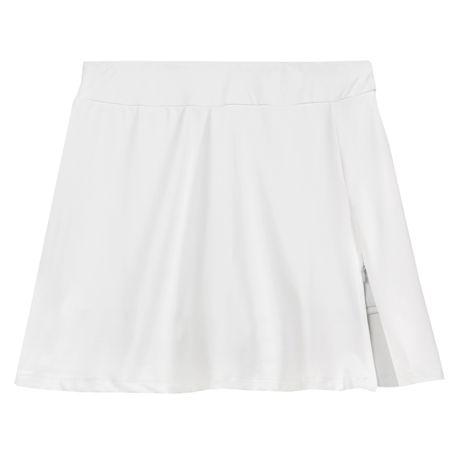 Zip Skort With Attached Short