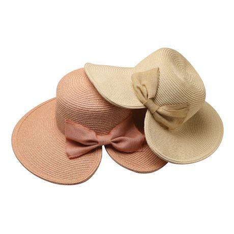 Split-Back Sun Hat