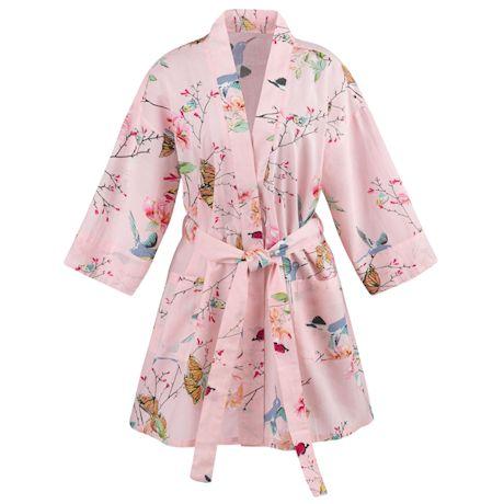 Butterfly Garden Shortie Robe