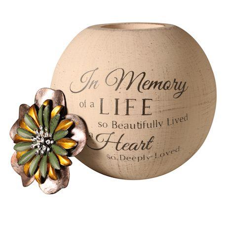 Deeply Loved Memorial Holder
