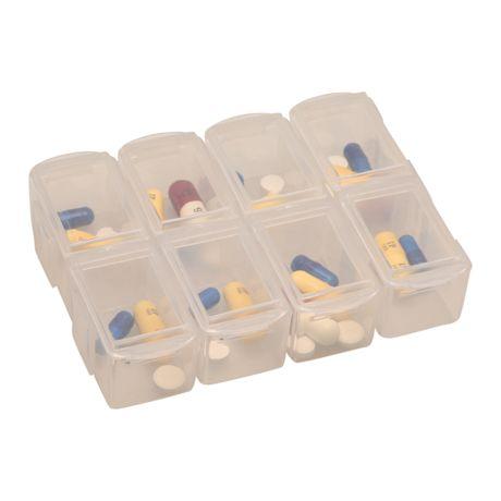 Friendship Garden Travel Pill Case
