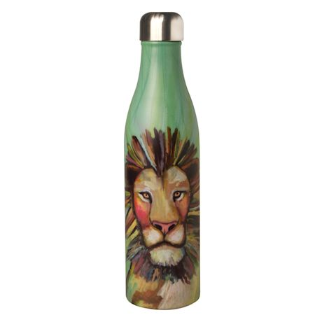 Exotic Wildlife Insulated Water Bottle