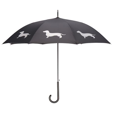 Dog Silhouette Umbrella