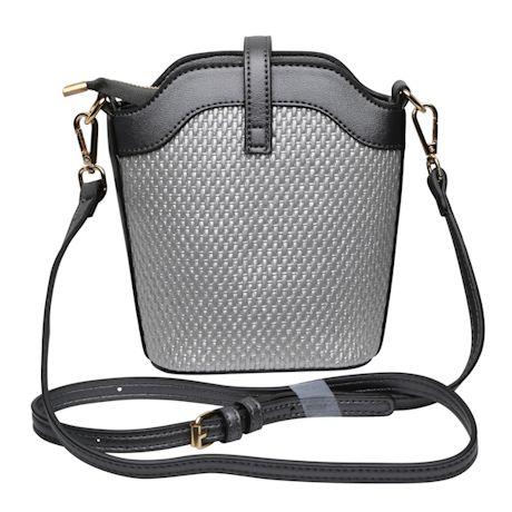 Faux Camera Bag Crossbody