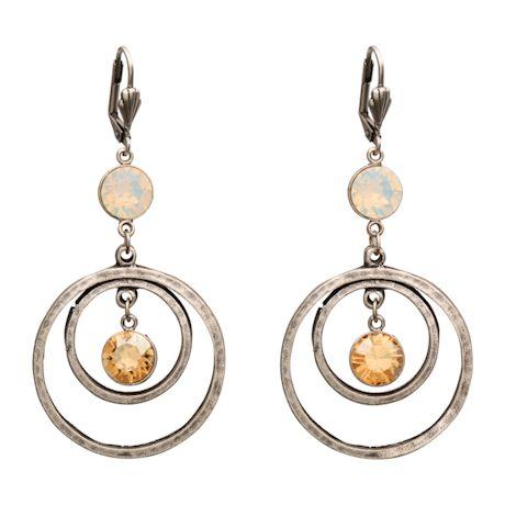 Canterbury Circles Earrings