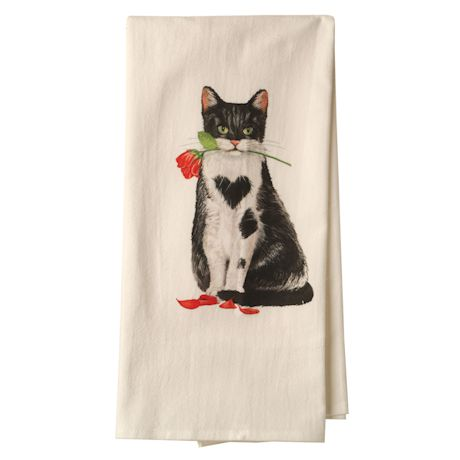 Busy Kitties Tea Towels