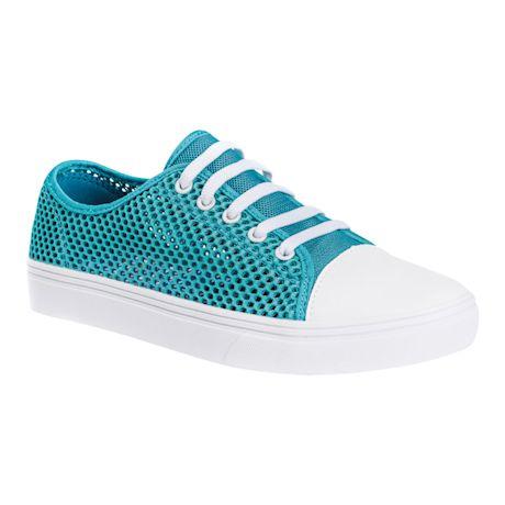 Spring Fling Knit Sport Shoe