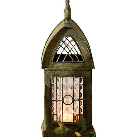 Architectural Candle Lantern - Durham