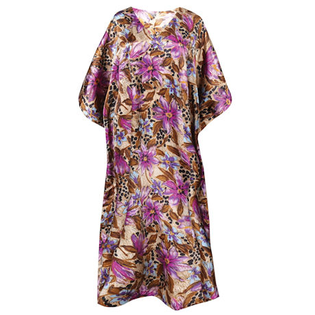 Tropical Long Caftan