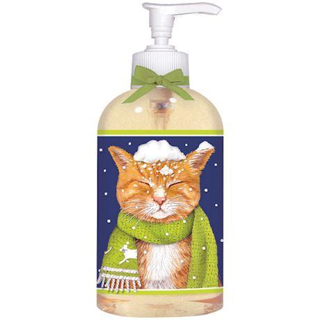 Snow Cat Mint Soap