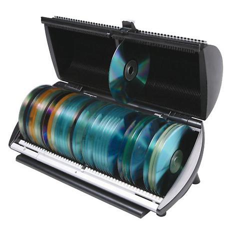 Discgear 100 CD or DVD Organizer