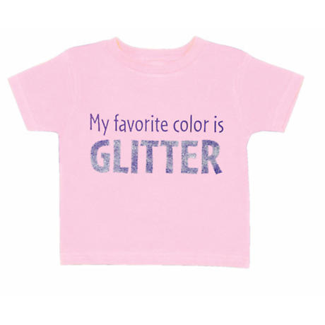 My Favorite Color Toddler T-Shirt