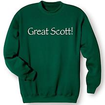Great Scott Sweatshirt