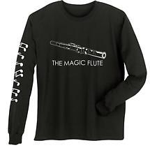 The Magic Flute Long Sleeve T-Shirt