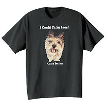 Dog Breed Shirts- Cairn Terrier