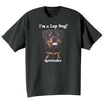 Dog Breed Shirts- Rottweiler