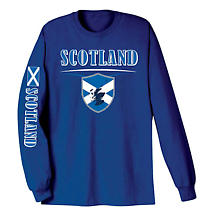 International Pride Long Sleeve T-Shirt - Scotland