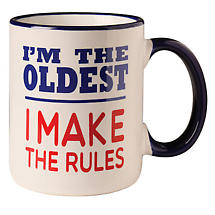 The Rules Mug - Oldest Child