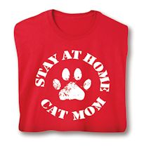 Stay At Home Shirts