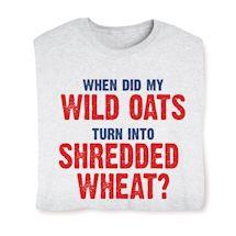 Wild Oats Shirts