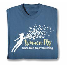 Women Fly Shirts