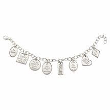 Positivity Charm Bracelet