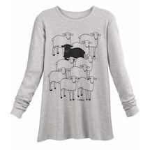 Black Sheep Thermal Tee